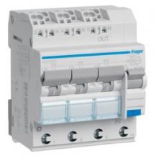 Leitungsschutzschalter 3x 32 C 10 kA