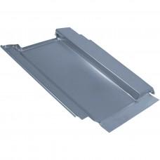 Metalldachplatte Typ Grande 360, rot