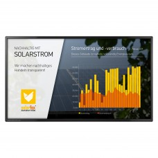 Solarfox Display-System SF-300, 49""