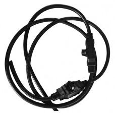 YC1000 AC-Kabel 2m mit Stecker